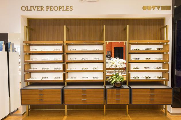 Oliver Peoples全线登陆北京三里屯亮视点