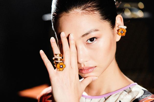 FENDI 2019春夏时尚珠宝系列