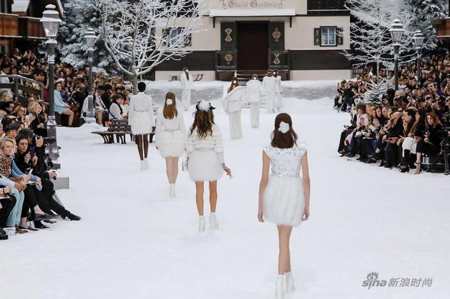 Chanel 2019秋冬秀场