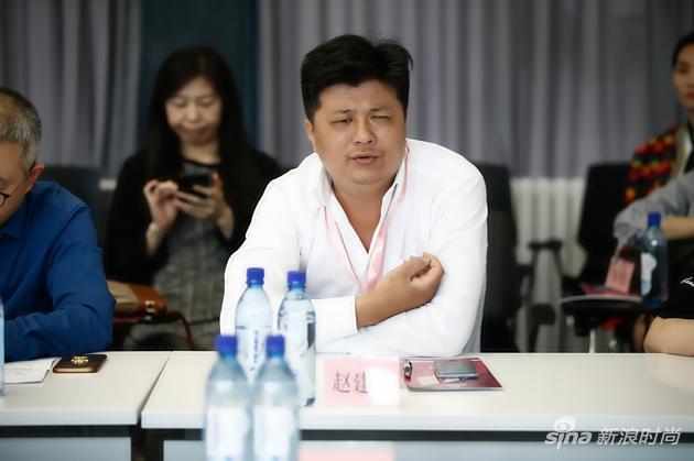 吴江顺凯纺织有限公司总经理 赵建国