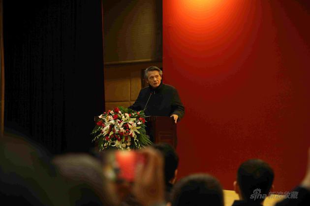 中国书法家协会副主席 刘洪彪