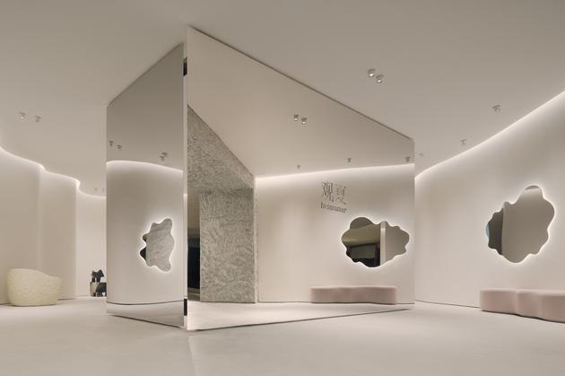 观夏洞穴客厅 于北京三里屯太古里优雅揭幕
