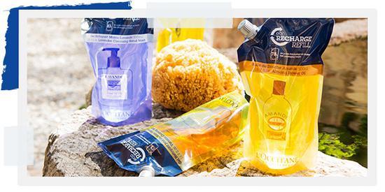 欧舒丹品牌承诺减少资源浪费 持续推进品牌各领