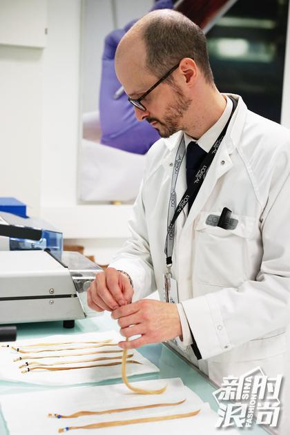 巴黎欧莱雅科研中心科学家