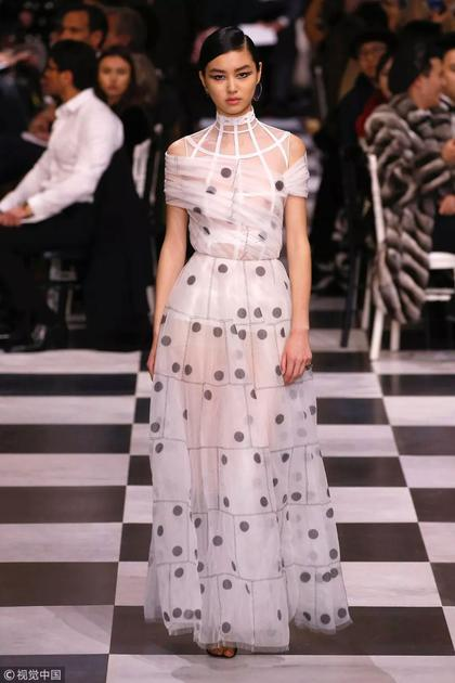 Christian Dior 2018春夏高订系列