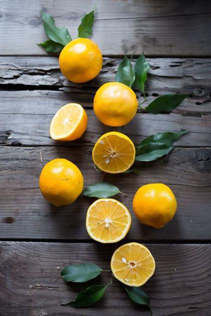 柑橘类水果