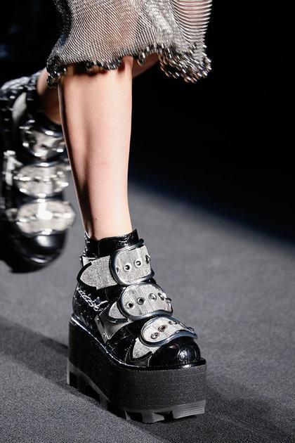 Alexander Wang厚底鞋