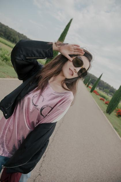 倪妮的照片