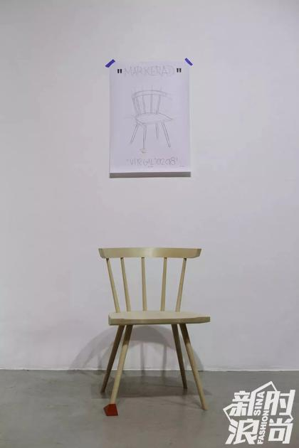 IKEA x Virgil Abloh家具系列