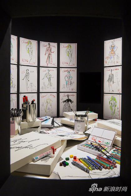康朋街31号:卡尔·拉格斐的创意工作室