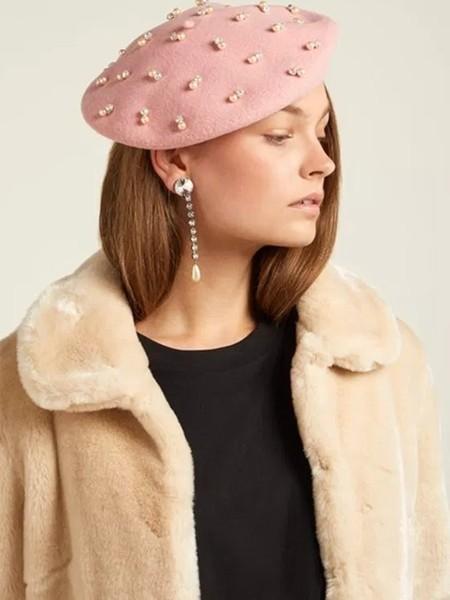 贝雷帽也是有个性的选择