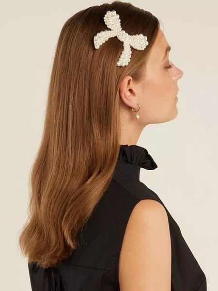 珍珠蝴蝶结