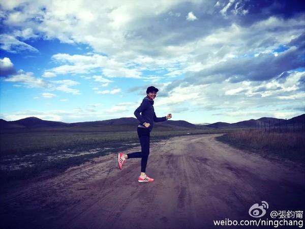 36岁张钧甯有着26岁的身材 秘密就在完美腿型