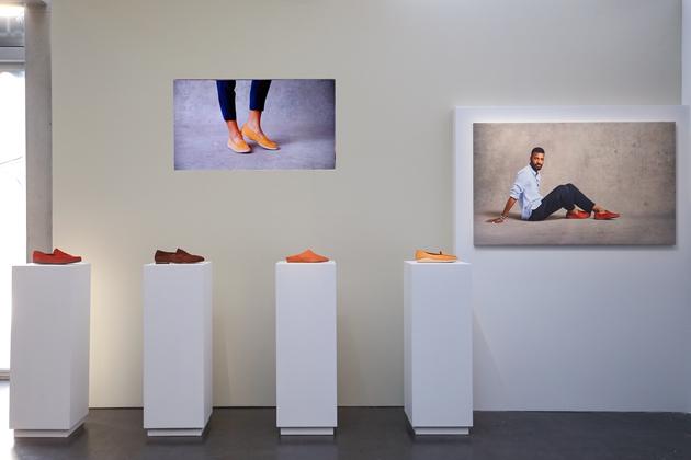 Clarks 2019春夏Brand Campaign系列展区(2)