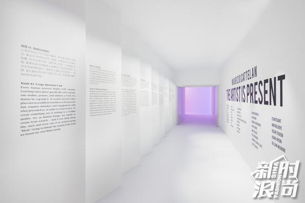 """GUCCI""""艺术家此在""""展览于上海开幕"""