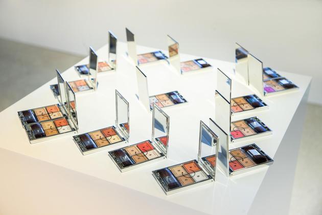 IPSA茵芙莎 四色光透轮廓彩盒(7.2g 420元)