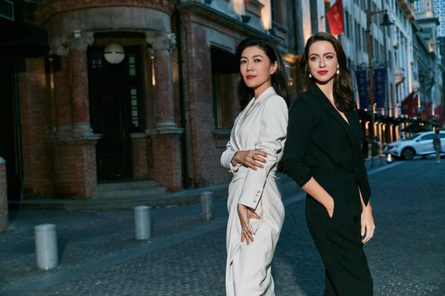 中国澳洲独立自信、精致优雅的新女性代表人物