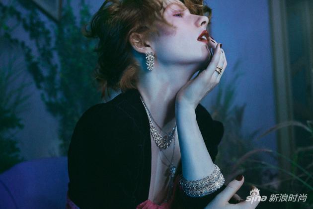 宝格丽Fiorever咏绽系列珠宝