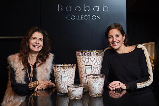 来自于比利时的高端奢华家居香氛品牌Baobab Collection