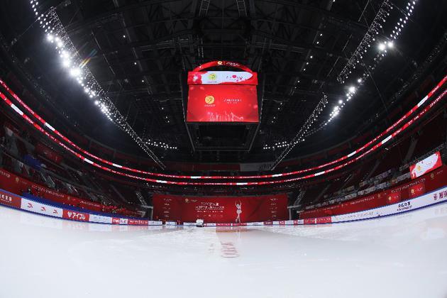 2020资生堂中国杯世界花样滑冰大奖赛圆满落幕