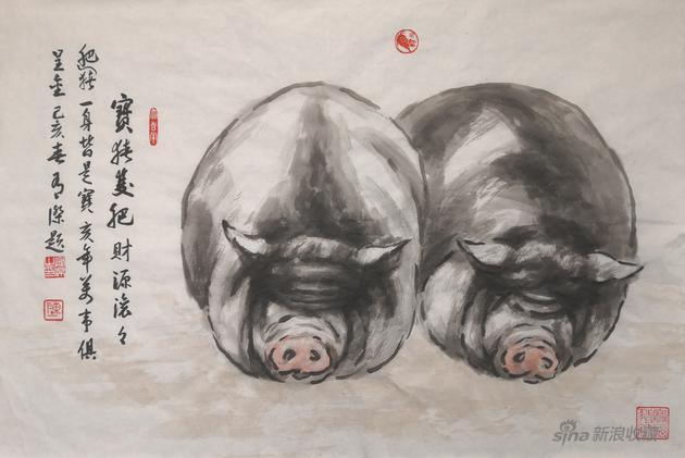 千猪千面暖人心