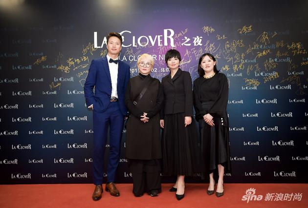 云尚产发领导、韩国设计师协会会长洪恩珠现场合影