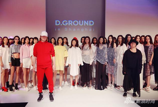 韩国设计师品牌J WOO和gaze de lin亮相2019春夏上海时装周