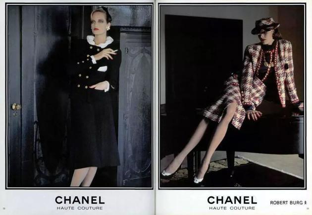 CHANEL Haute Couture, 1983