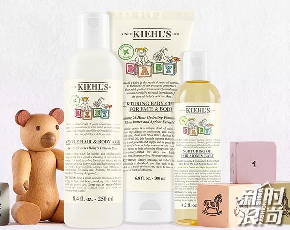 婴儿洗发沐浴露:220HKD/250ml 面部身体润肤膏:220HKD/200ml 按摩润肤油:270HKD/125ml