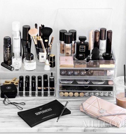 TIPS3购入化妆品专用收纳盒