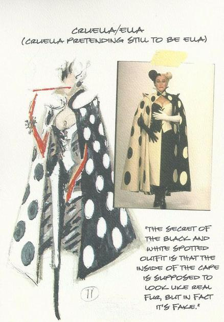 《库伊拉》又来啦 八一八迪士尼最时髦女反派的抓马衣橱