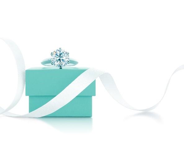 The Tiffany Setting蒂芙尼六爪镶嵌钻戒