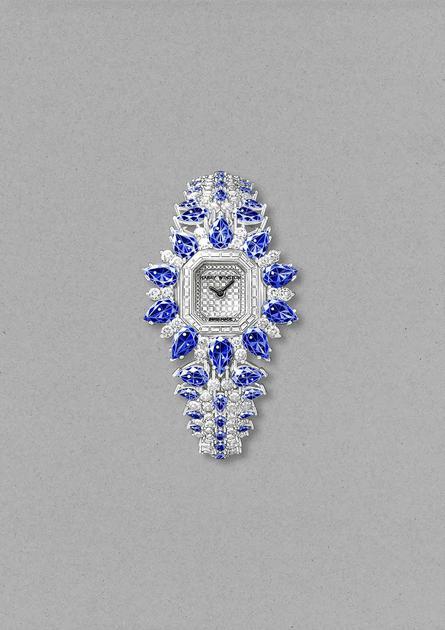 海瑞温斯顿 Ultimate Marble Marquetry高级珠宝腕表