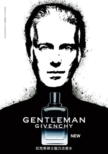 全新纪梵希绅士魅力淡香水致敬优雅绅士