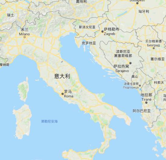 图片来源:Google map