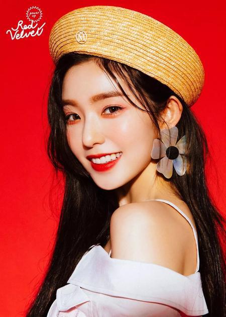 Irene新发型