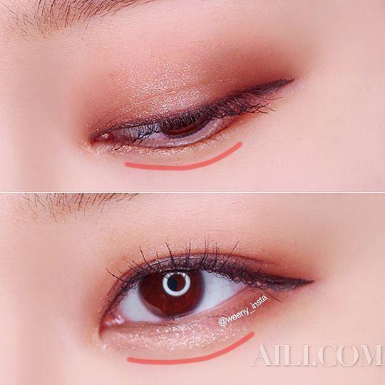 """眼睛也要修容 """"心机""""阴影"""