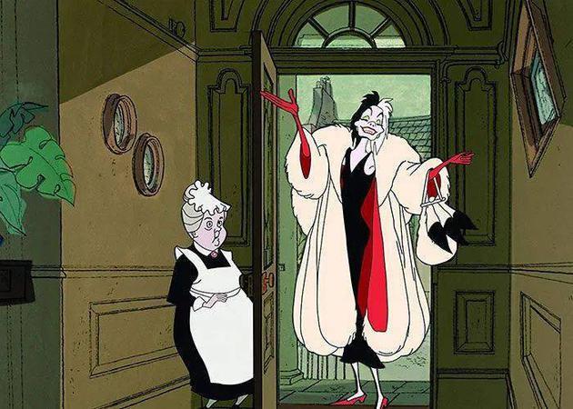 《库伊拉》又来啦 818迪士尼最时髦女反派的抓马衣橱