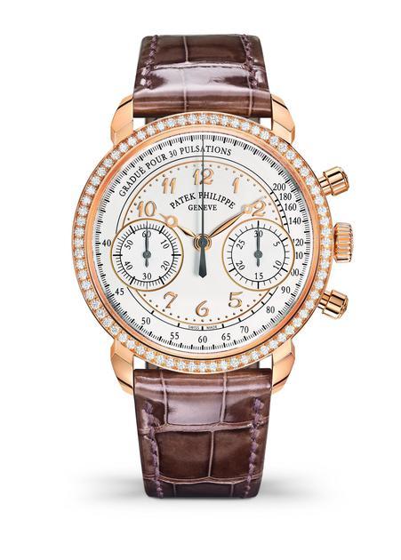 百达翡丽推出新款手动上弦女式计时腕表 Ref. 7150