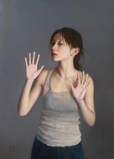 ��涓�������瀹�濂藉�����甯��㈡补�� 105x75cm 2011