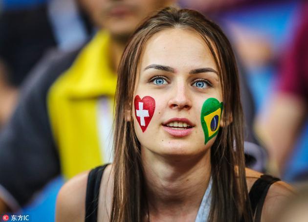 世界杯熬夜看球不丑的秘密全在这
