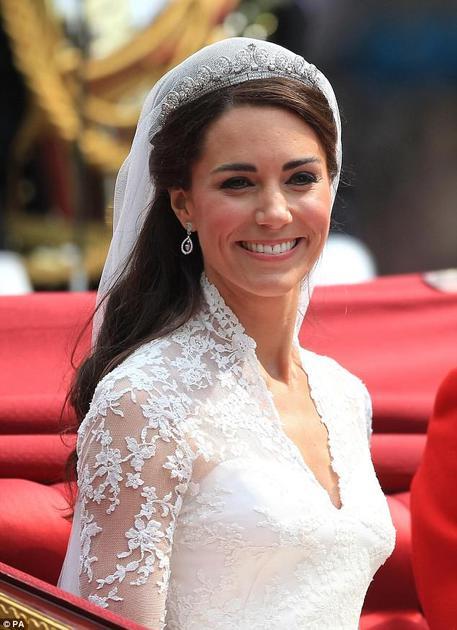 2011年凯特王妃大婚