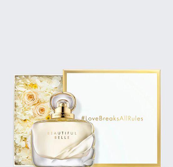 雅诗兰黛的真爱香水