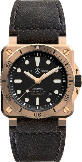 BR 03-92 Diver Bronze