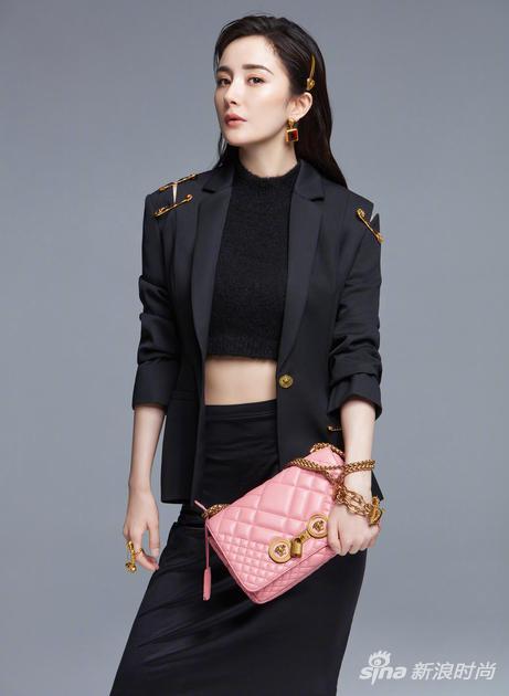 奢侈品中国代言人热潮持续升温 杨幂成为Versace品牌代言人