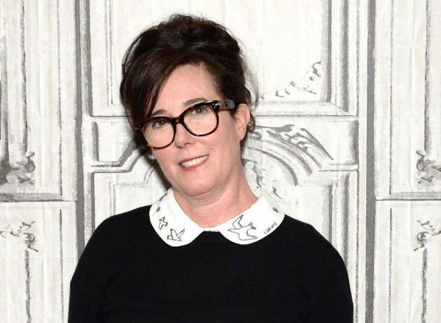 时装设计师 Kate Spade 自杀身亡