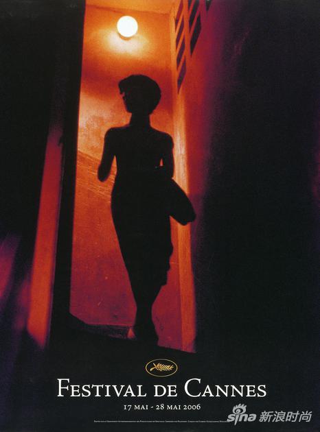 2006年,戛納電影節海報以王家衛導演作品為主題