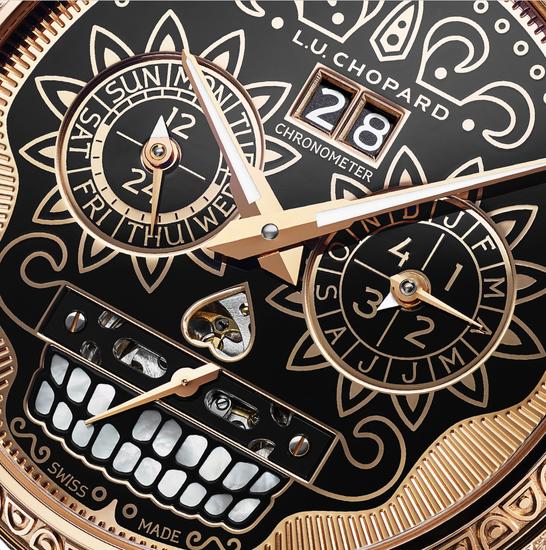 时话| 骷髅腕表 时间的魅惑黑魔法