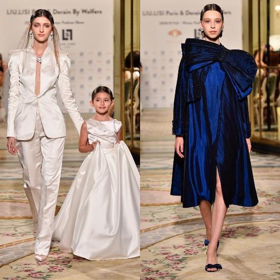 带队五赴巴黎时装周 揭秘时尚跨界艺术家君君老师造型幕后团队