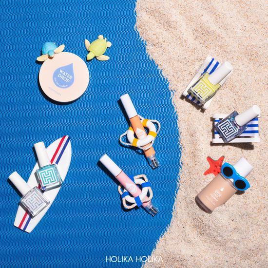 Holika Holika的彩妆产品